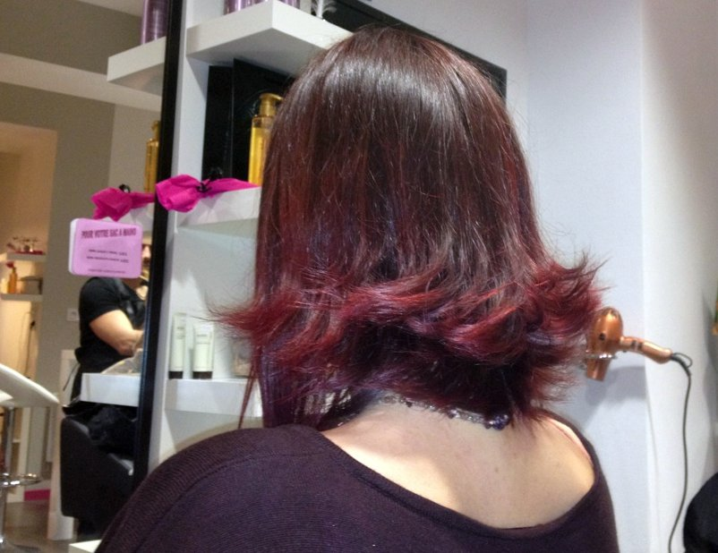 Top balayage tie and dye savoie – JS beauty Bar … TK51