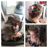 coiffure demoiselle